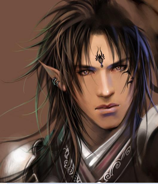 avatar de Elion de la Salsepareille